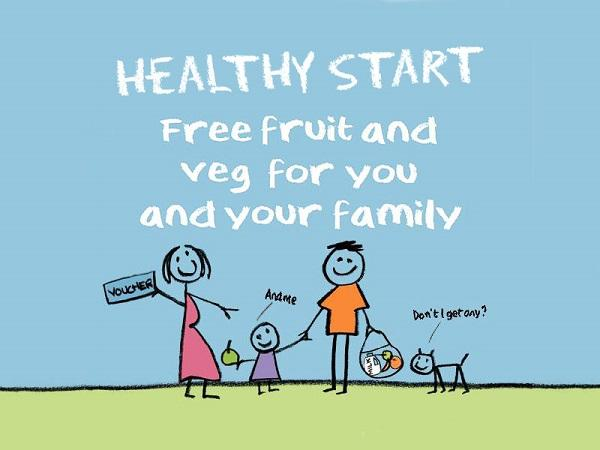 NHS Healthy Start poster